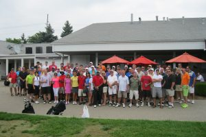2012 Matt Moscato Charity Golf