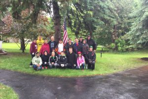 Disabled Veteran Yard Clean UP